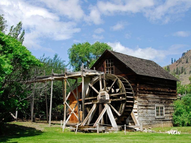 Keremeos Grist Mill