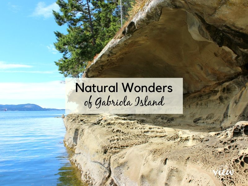 Natural Wonders of Gabriola Island
