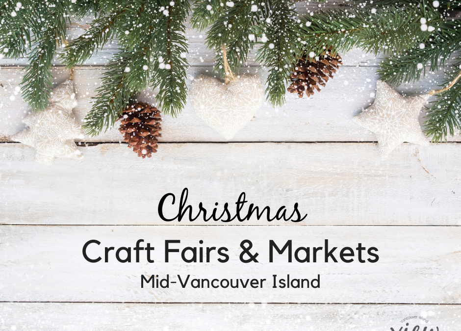 Grandmas Christmas Bazaar Vancouver 2020 Christmas Craft Fairs and Markets   Mid Vancouver Island