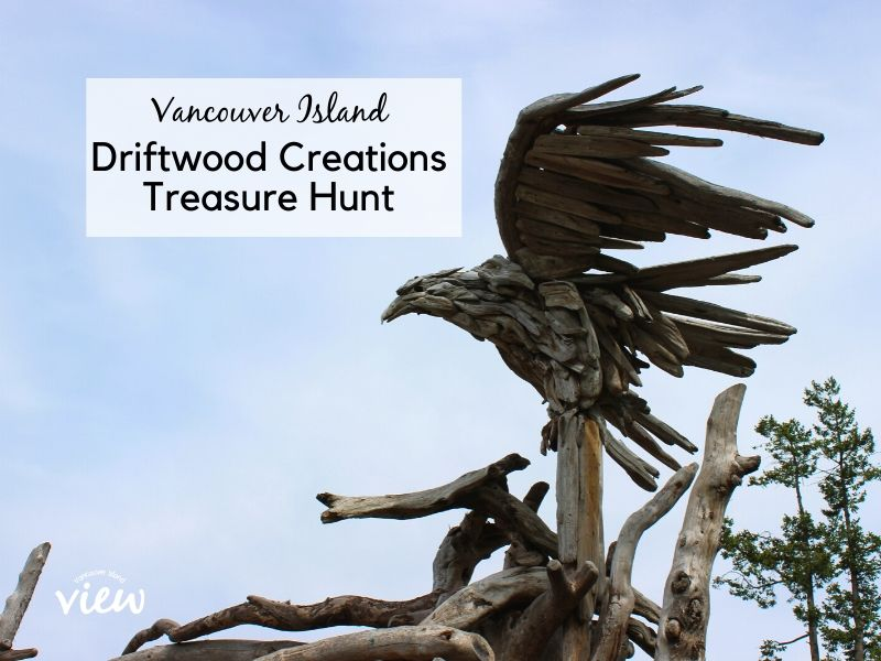 A Driftwood Creations Treasure Hunt