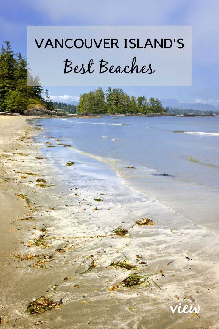 The best beaches found on Vancouver Island's East Coast. Vancouver Island View